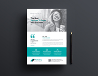 Corporate Clean Flyer
