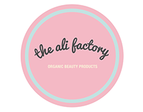 The Ali Factory Organic Beauty Products