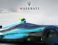 Maserati 2020 Concept