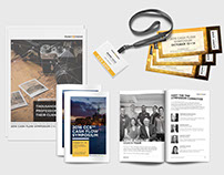 2016 Symposium Collateral & Promotion Materials