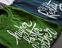 FLYSPOT / branding for sportswear company