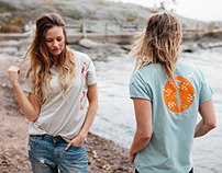 Prawno Apparel - Ocean lifestyle clothing brand
