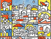 Mural de Cádiz