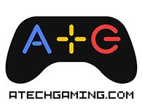 ATECH GAMING logo