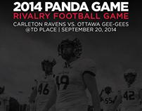 Panda Game Poster