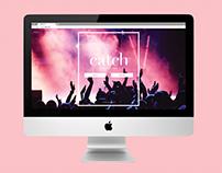 Catch: Live Music Web App