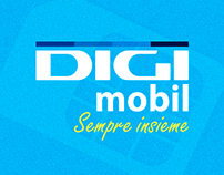 Rebranding • Digi Mobil Italy