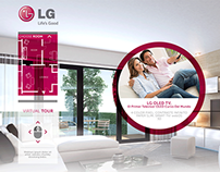 LG Virtual House