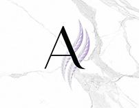Alivana Aesthetics Visual Brand Design