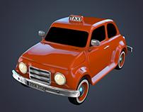 Toy Car (Work in Progress)