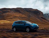 Toyota RAV4 | Iceland