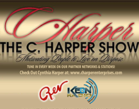 Cynthia Harper Show Weekly Banner Ads 2014