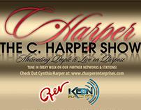 Cynthia Harper Show Weekly Banner Ads 2014