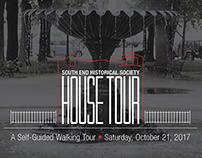 2017 Boston South End Historical Society House Tour