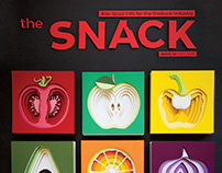 The Snack Issue 32 Cover