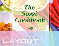 Design and Layout of Cookbook