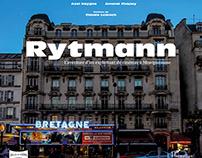 Livre sur les Cinémas Rytmann - Paris