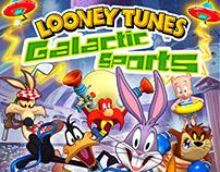 Looney Tunes: Galactic Sports (Vita)