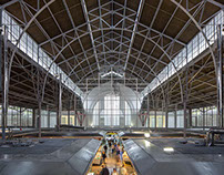 Mercat del Ninot | MAP architects