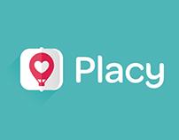 Placy - Brand identity