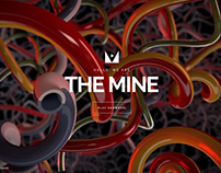 The Mine - website