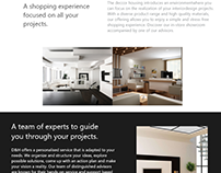 amazing landing page for housing.