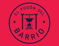 El Fogón del Barrio - Logo