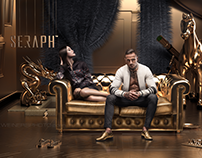 SERAPH-24K GOLD Advertising campaign Part1.