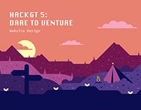 HackGT 5 - Web Design
