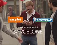 Easyjet Barcelone