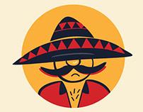 Logo y Foodtruck Andale Tacos