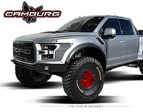 Camburg Offroad Vehicle renders