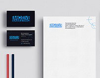 Logo, brandbook and landing page for Emotive Marketing