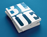 Book Design | Things you never knew: about blue.