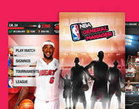 NBA General Manager Game