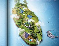 Palmera Landscape Magazine Ad