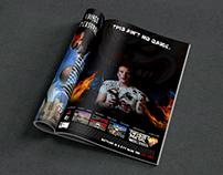 Twisted Metal 2   Retro Magazine Ad