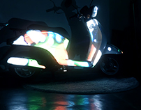 BIKE PROJECTION MAPPING