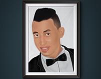 M. Sha'ban Portrait