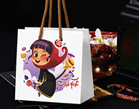 Mashael Sweets | Gift Bags Packaging