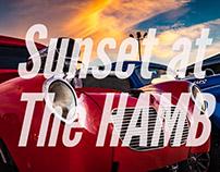 HAMB sunset photos