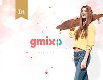 Gmix Web Site