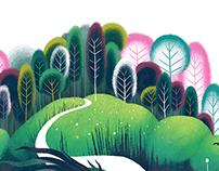 Landscape Vignettes