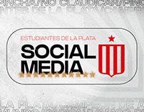 Social Media - Estudiantes De La Plata
