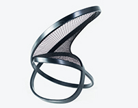 Torsion Chair Black Edition