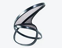 Torsion Chair Black Edition