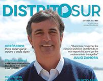 Revista Distrito Sur - Número 07, Octubre 2017