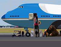 Air Force Trump