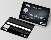 HBL - Platinum Card Design & Packaging
