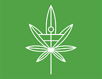 Grass Lounge Logo Design
